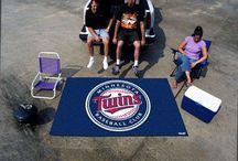 MLB - Minnesota Twins Fan Cave Decor, Tailgating Gear and Car Accessories / Find the latest Decor for your Minnesota Twins Man Cave, MLB Tailgating Supplies, and buy Fan Gear for your Car or Truck.