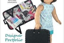 Appletotes & Co. 18 Inch Doll Clothes and Accessories
