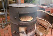 Bidao para fazer um forno