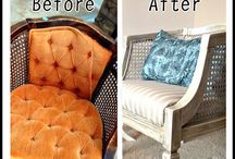 Furniture makeovers / by Angela Mayhan