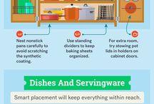 kitchen organize