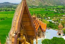 Wat Tham Sua - Tiger cave temple