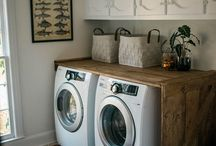 Wood Laundry Design