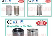 Metal Waste Bin Manufacturers