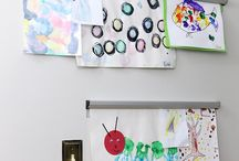 Display kid art