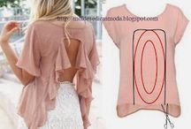 modify ur clothes / cut & sew projects