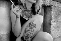 Tattoos / by R Martin
