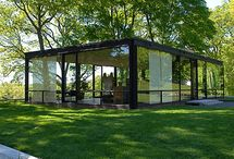 Philip Johnson (architect) / (July 8, 1906 – January 25, 2005) was an influential American architect.