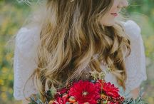 Bohemian Wedding Inspiration / A touch of the hippie to spread the love!