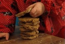 gezonde koekjes en snoepjes