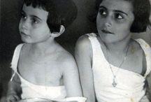 Anne & Margot Frank
