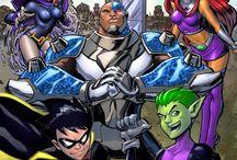 A DeviantArt - Teen Titans Picolo-kun