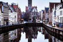 Brilliant Belgium / by Kiki Renee