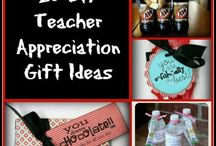 DIY Teacher Gifts / by Jennifer Lyles