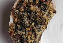 Baked and Broiled Oyster Recipes