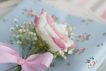All things Blue and Pink / Love blue and pink together !! / by Frances Bush