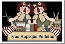 applique / by Shirley Strache