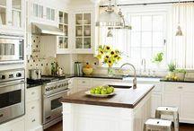 Casas, cocinas y déco