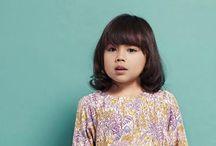 Poppy Rose / abbigliamento bambini 0 - 8 anni minimal chic