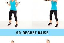 Exercise to tone your body
