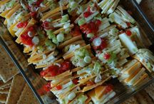 Make Ahead Party Foods