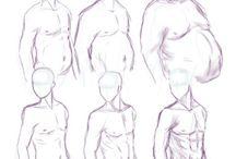 Pencil Sketches
