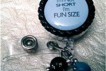 Just For Fun Badge Reels