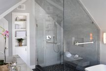 attic bathroom