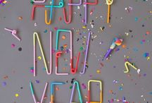 HAPPY NEW YEAR / expressing the new year
