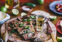 BBQ & El Consuelo Tequila / You'll look like a barbeque king with these great BBQ recipes that include El Consuelo Tequila