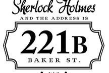 221B baker street / Sherlock Holmes , John Watson , Baker Street , London,