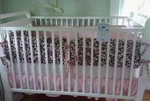 Baby Bedding Ideas/Patterns