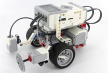 Lego Mindstorm EV3 / by Sara Zenger