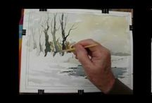 Akvarell video