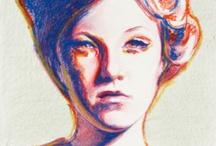 Artist Mercedes Heinwein