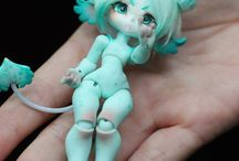 BJD (Ball-Jointed Dolls)