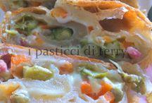 Pane, pizza, focacce e torte salate