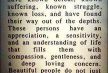 quotes  / by Denita Wishart ☯☮ॐ