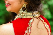 Real Indian Weddings / Collaborative board between The Big Fat Indian Wedding and WedMeGood. Featuring real brides, decor, jewelry from Indian weddings.