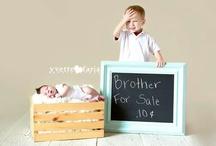 Newborn Photo Ideas / by Daphne Locklar