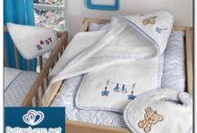 Taç'tan bebek setleri / Taç'tan bebek setleri