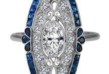 Vintage rings / Vintage rings