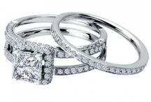 Bridal Rings / Here is a collection of Bridal Rings at Thacker Jewelry and some other things to go along with the rings!