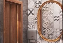 Ideas for KC cloakrooms