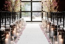 Ceremony decor / by Christy Vang