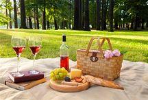 Ça y est c'est l'été ! / Ça sent bon l'été, quoi de plus agréable qu'un verre de vin au soleil ?