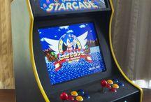 pi arcade