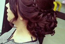peinados p/eventos