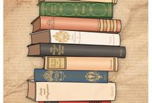 Books / by Kate Kitching