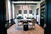 Home Offices / Phillip Jennings Custom Homes